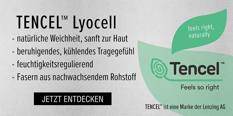 Teambekleidung aus Lyocell
