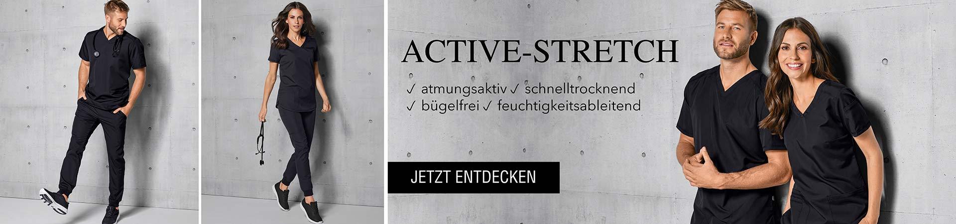 Teambekleidung Active Stretch