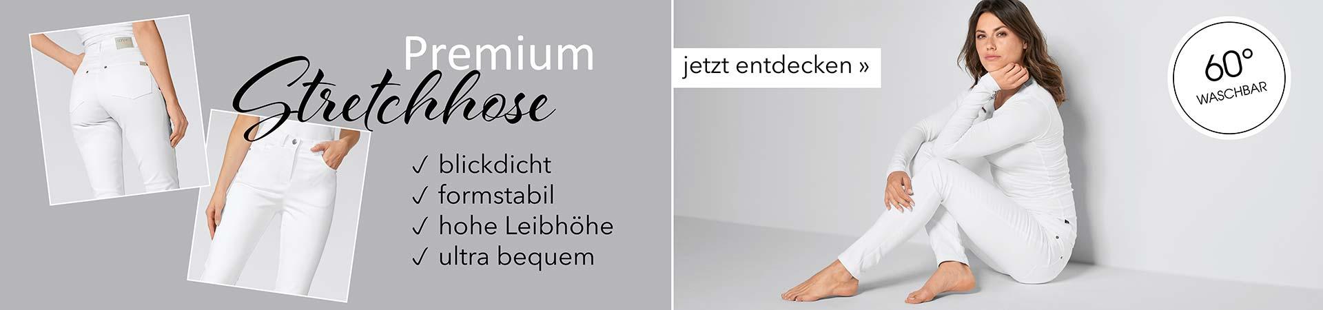 Premium Stretchhosen für Damen