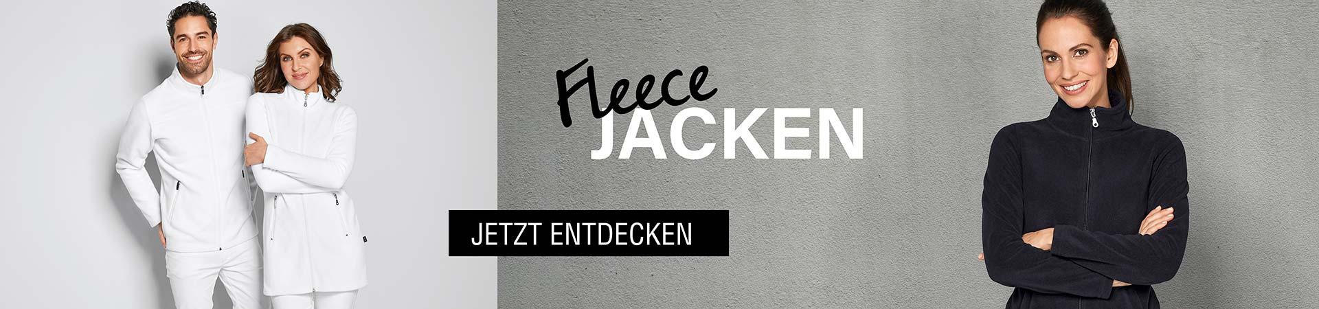 Fleece Jacken