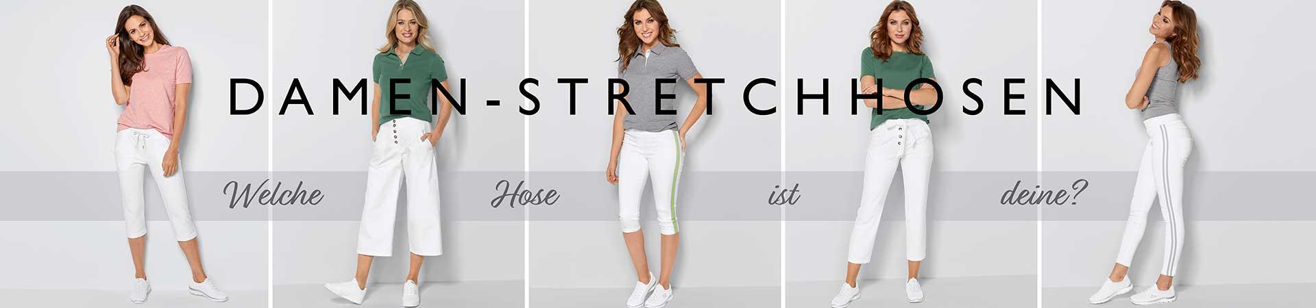 Damen-Stretchhosen