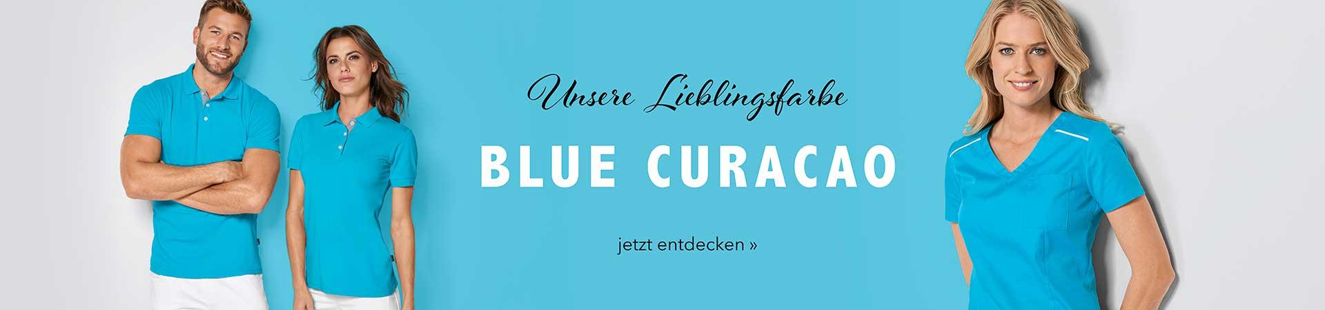 Unsere Lieblingsfarbe - Blue Curaçao
