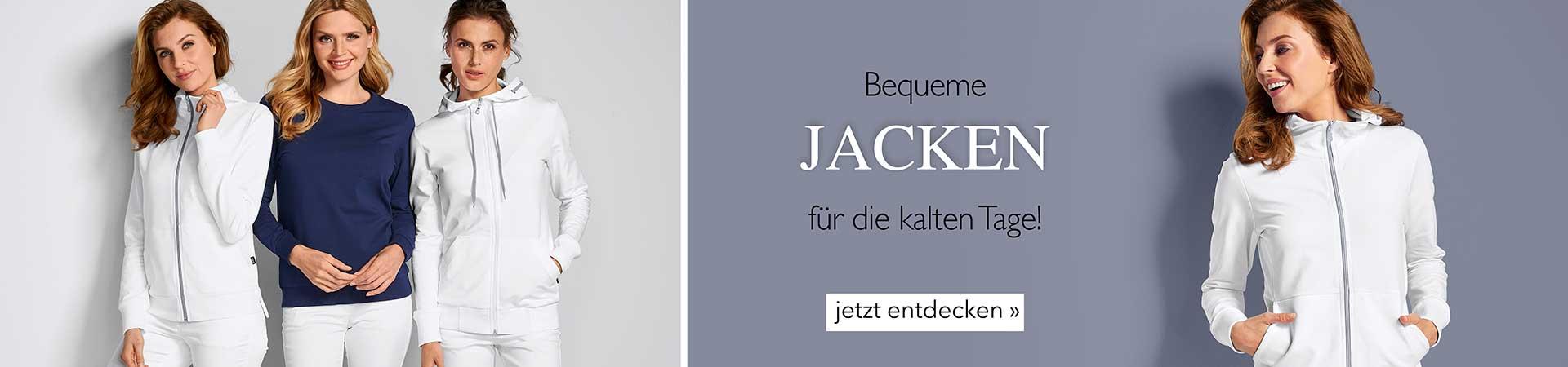Bequeme Jacken