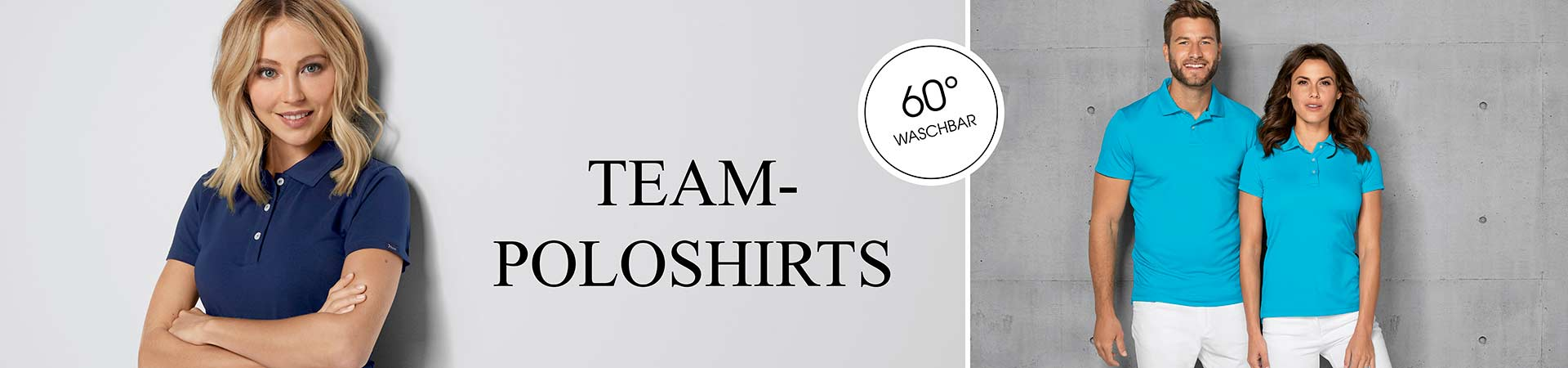 Teampoloshirts